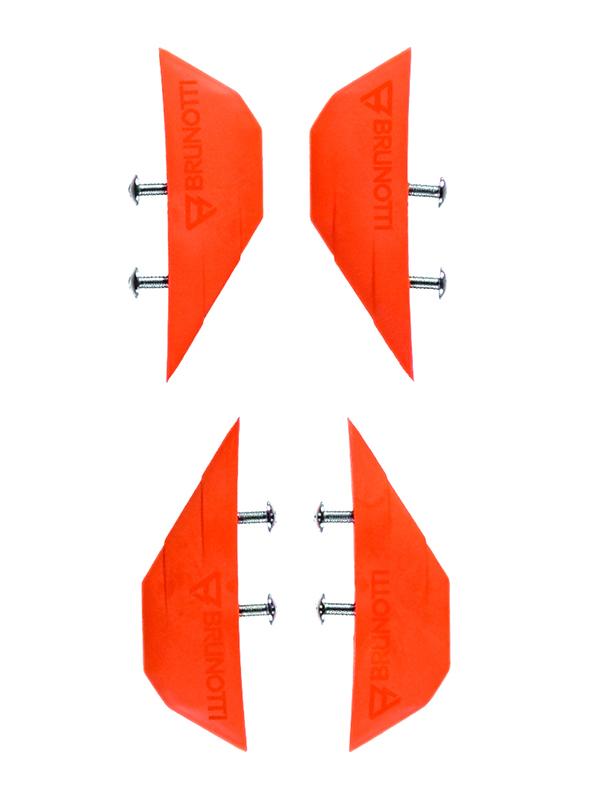 Brunotti Slicer Twintip kiteboard fins