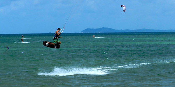 Bintan Agro Beach Resort, Indonesia kite spot