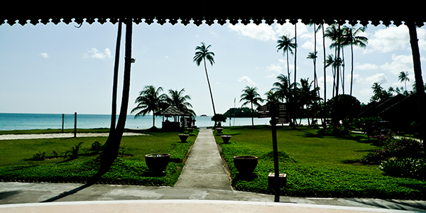 Nirwana Resort Hotel Bintan, Indonesia kite spot