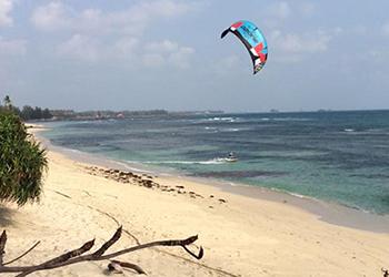 Trikora Bintan Indonesia kite spots