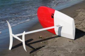 J Shapes kite foil board package