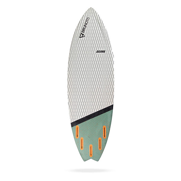 Brunotti Boomer wave kiteboard
