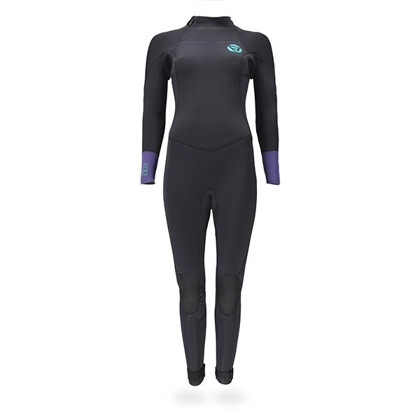 Brunotti Xena Fullsuit Backzip 5/3mm Womens Waterwear