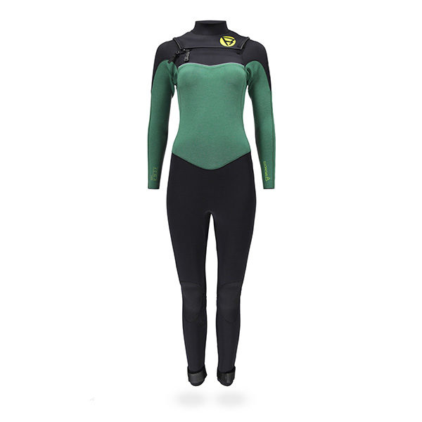 Brunotti Xena Fullsuit Frontzip 3/2mm Womens Waterwear