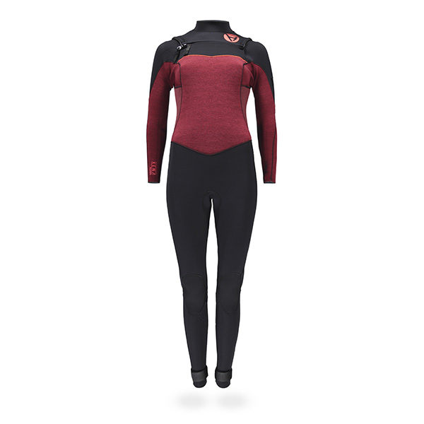Brunotti Xena Fullsuit Frontzip 5/3mm Womens Waterwear