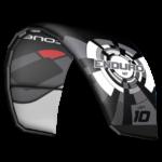 Ozone Enduro V2 Freestyle Kite Black