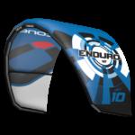 Ozone Enduro V2 Freestyle Kite Blue