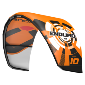 Ozone Enduro V2 Freestyle Kite Orange