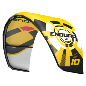 Ozone Enduro V2 Freestyle Kite Yellow