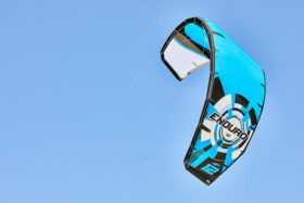Ozone Enduro V2 Freestyle Kite Flying